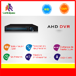 DVR 4 Canales Image